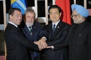 ЮАР присоединилась к союзу Бразилии, России, Индии и Китая