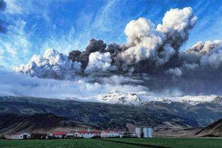 Украине пока не страшен исландский вулкан