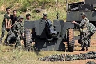 Между Камбоджей и Таиландом произошел военный конфликт
