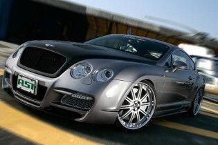 У московской пенсионерки угнали Bentley