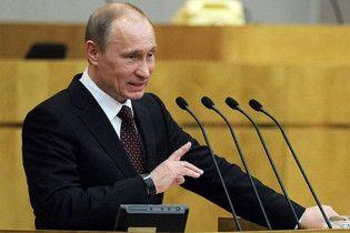 """Путин: главное в отношениях Украины и России - """"чувство локтя"""""""