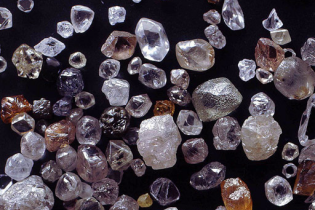 В мире заканчиваются запасы алмазов