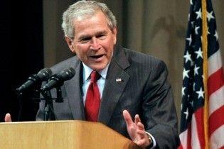 """Буш написал книгу о """"захватывающих"""" подробностях терактов 11 сентября"""