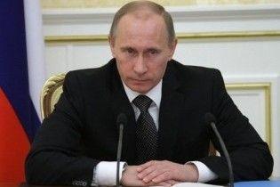 """Путин предложил объединить """"Газпром"""" и """"Нафтогаз Украины"""""""