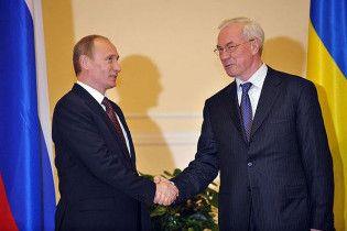 Визит Владимира Путина в Украину