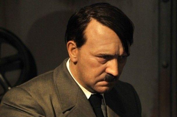 В Германии впервые открылась выставка, посвященная Гитлеру