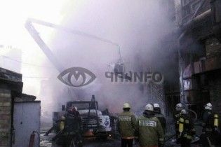 "На заводе ""Киевприлад"" от мощного взрыва погибли два человека"