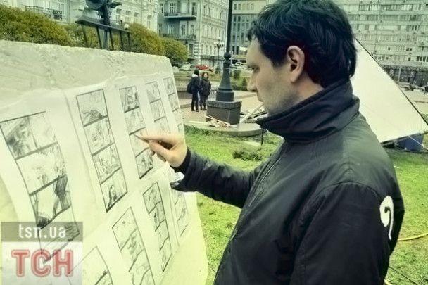 """""""Бумбокс"""" устроил потоп в центре Киева"""