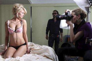 Хайди Клум стала фотографом