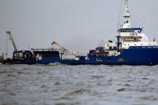 BP готовится к закупорке скважины в Мексиканском заливе