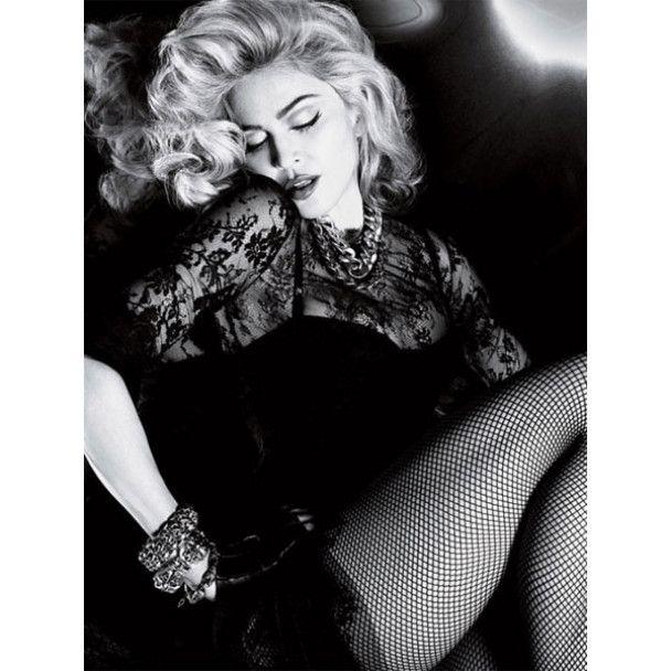 Мадонна ищет новую модную девушку