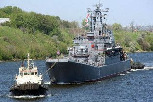 В Николаеве расследуют, виновен ли корабль ЧФ РФ в аварии украинского буксира