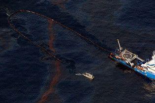 Утечка нефти в Мексиканском заливе окончательно остановлена