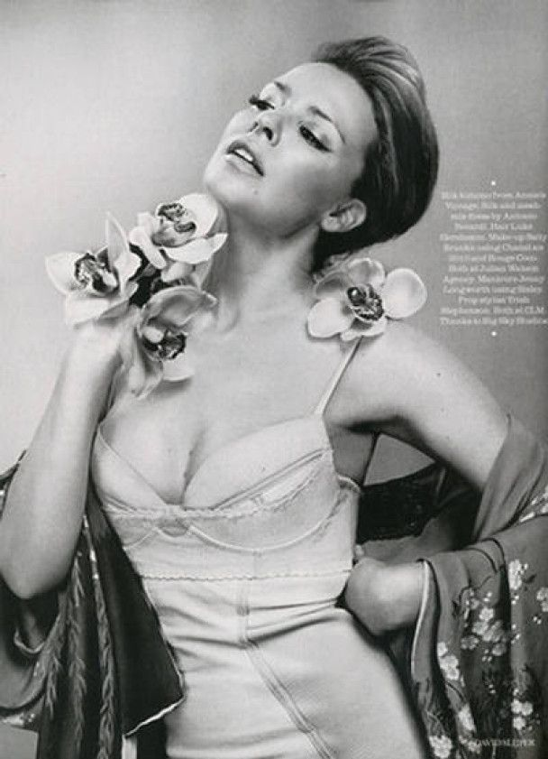 Кайли Миноуг снялась для юбилейного Marie Claire
