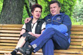 Стало відомо, як Янукович відпочивав у Криму