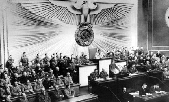 Третій Рейх Гітлера