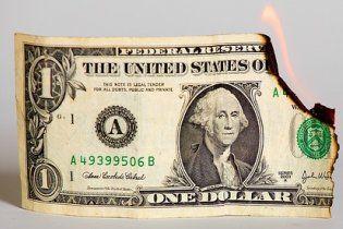 Эксперт: МВФ фактически объявил США банкротом
