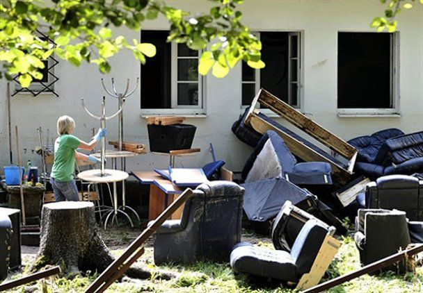 Польща, Чехія та Німеччина потерпають від повеней