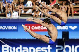Украинцы выиграли третье золото на чемпионате Европы по водным видам спорта
