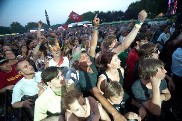 """Фестиваль """"Sziget-2010"""" в Будапеште. День второй"""