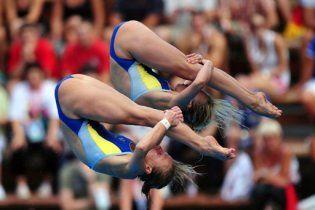 Українки стали срібними призерками Європи у стрибках у воду