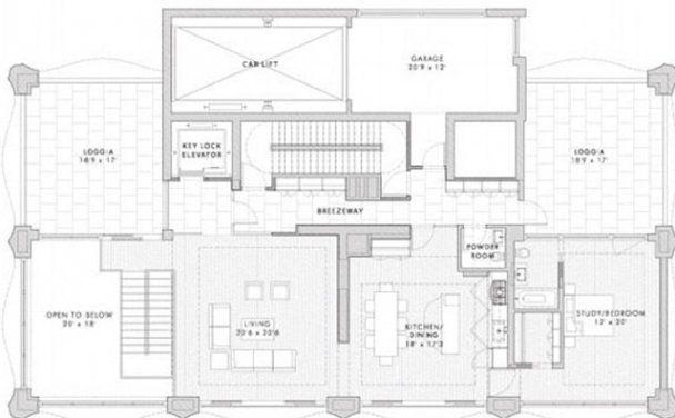 Ніколь Кідман купила квартиру за 10 млн доларів