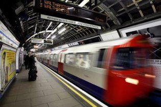 В Лондоне поезд-беглец проехал шесть станций без машиниста