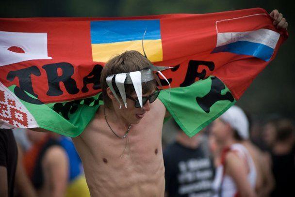"""Фестиваль """"Sziget-2010"""" у Будапешті. День третій"""