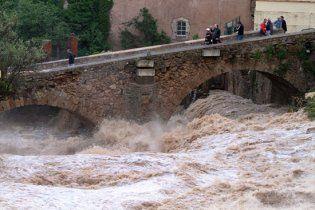 Во Франции объявлено штормовое предупреждение из-за грозы и ливней