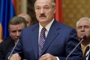 Российское телевидение показало третий фильм о Лукашенко