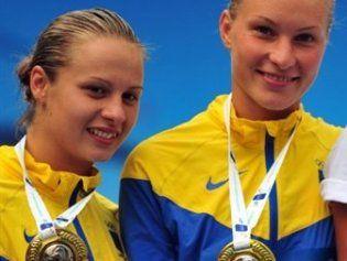 Українці вибороли 9 медалей на чемпіонаті Європи з водних видів спорту