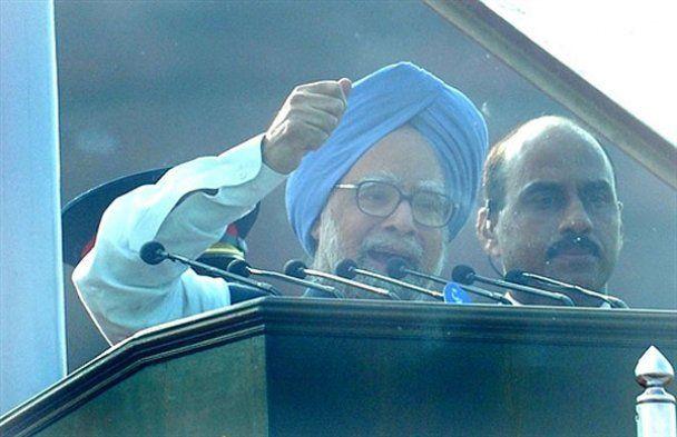 Индия пышно отметила День независимости