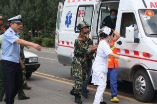 В Китае взорвалась фабрика пиротехники: десятки пострадавших