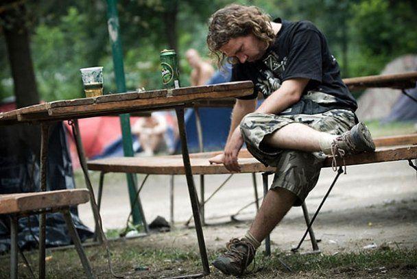 """Фестиваль """"Sziget-2010"""" в Будапеште. День пятый"""
