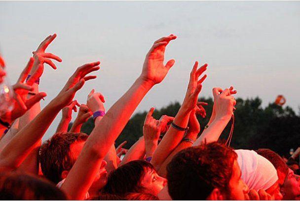 "Muse та Iron Maiden закрили свято музики ""Sziget - 2010"""