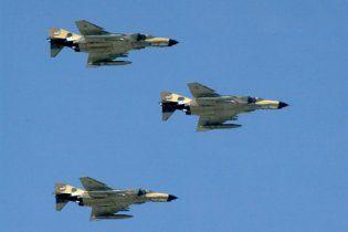 Біля першої іранської АЕС розбився винищувач F4