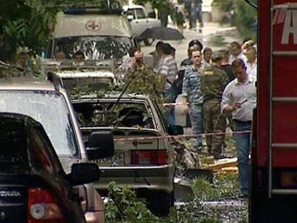 У скоєнні теракту в П'ятигорську запідозрили північнокавказьких бойовиків