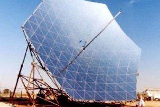 Україна відкриє одну з найбільших у Європі сонячних електростанцій
