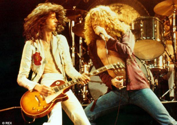 Вокаліст Led Zeppelin йде з хард-року: не витримали вуха