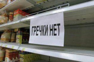 У Москві гречку продаватимуть в поліклініках