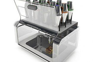 В США изобрели принтер для еды