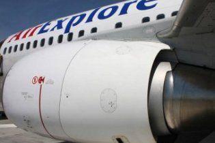 В Греції здійснив аварійну посадку авіалайнер, в якого зайнявся двигун