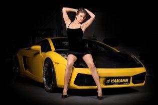 Названо найсексуальніший колір автомобіля