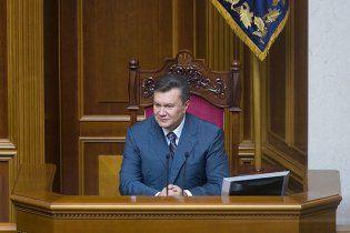 ПР погрожує віддати Януковичу пряме правління Україною