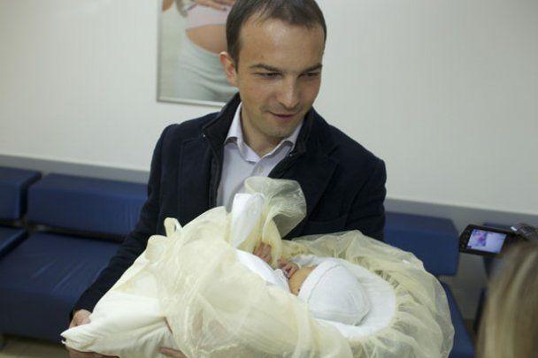 Марічка Падалко втретє стала мамою