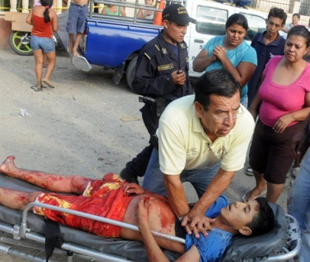 Невідомі влаштували бійню на фабриці в Гондурасі
