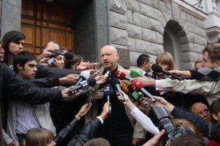 Турчинов знову прийде на допит в СБУ