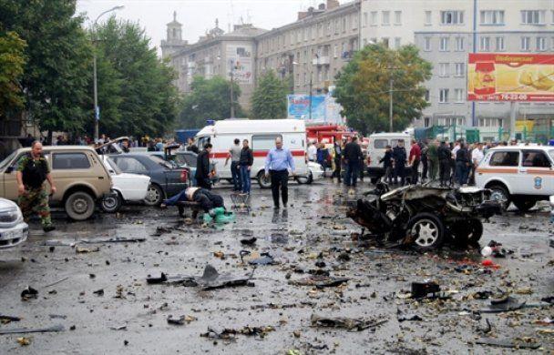 Упізнано всіх загиблих під час теракту у Владикавказі
