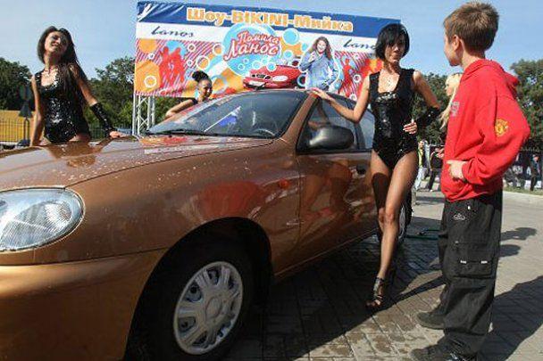 """В Киеве прошел автосалон """"Столичное автошоу-2010"""""""