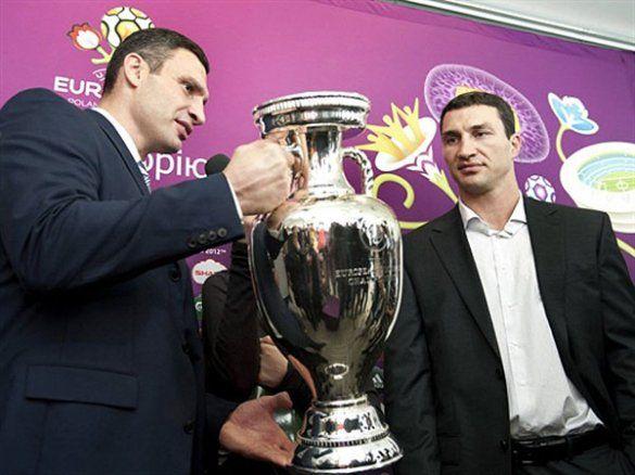 Віталій і Володимир Клички